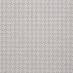 Walls Republic - Puppytooth Warm Grey Wallpaper R2547 - Puppytooth is a small scale houndstooth pattern with a classic feel. Use it for a timeless feature in your home office or hallway.