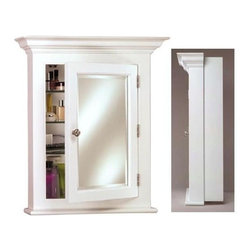 Wood Frame Recessed Medicine Cabinet Medicine Cabinets: Find Mirrored ...