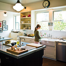 Cooking area after - Main - Great home makeover and remodel ideas - Photos - Sun