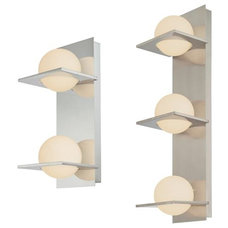 Contemporary Bathroom Vanity Lighting by Lumens