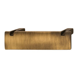 Hafele - Hafele 108.58.101 Bronze Drawer Pulls - Hafele item number 108.58.101 is a beautifully finished Bronze Drawer Pull.