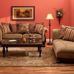 traditional sofas by Raymour & Flanigan Designs