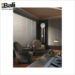 """Bali Aluminum Blinds - 1/2"""" LightBlocker Mini Blinds. Whites and off-whites,Neut - 1/2"""" LightBlocker Mini Blinds - Buy with Confidence, Get Free Samples Today!Bali 1/2"""" LightBlocker Micro Aluminum Blinds feature contemporary style perfect for doors and windows with shallow depths. A sleek headrail minimizes light gaps and completes the look so you won't need to add a valance. The 6 gauge aluminum slats are flexible and resist bending.  Colorful Aluminum Blinds include an antistatic, antimicrobial polyester-baked finish."""