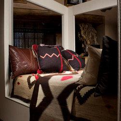 David Naylor Interior Design Santa Fe Showroom - Kate Russell