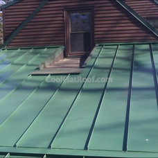 Traditional  by Cool Flat Roofing MA