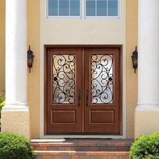 Contemporary Front Doors by Tru Tech Doors