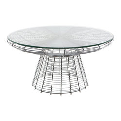 Fan Coffee Table