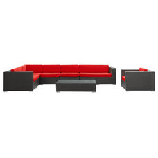 Modern Outdoor Lounge Sets by LexMod