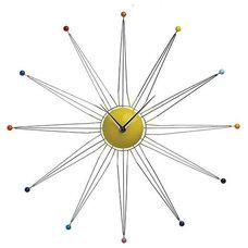 Modern Wall Clocks by ModernContempo