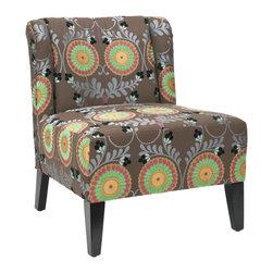 Safavieh - Safavieh Ashby Chair X-A7005RCM - Safavieh Ashby Chair X-A7005RCM