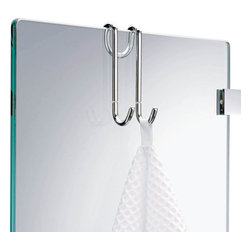 Modo Bath - Harmony 206 Hang Up Hook for Shower Cabins in Chrome - Harmony 206 Hang Up Hook For Shower Cabins in Chrome