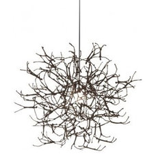 Chandeliers by YLighting