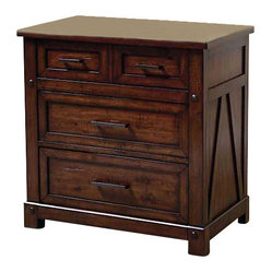 Panama Jack Eco Jack Drawer Nightstand