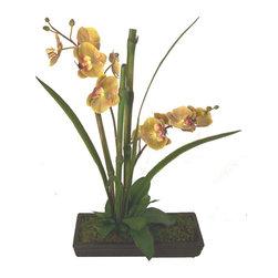 Creative Branch - Faux Orchid Arrangement - Quality Product