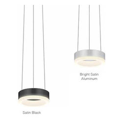 Corona 2311 - LED Mini-Pendant | Sonneman