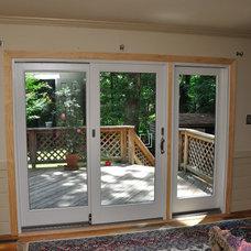 Windows And Doors Andersen Patio door