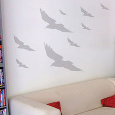 Modern Wall Decals by Viesso