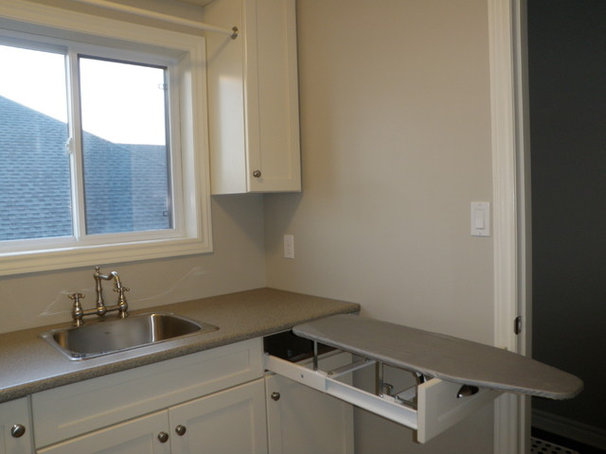 Traditional Laundry Room by Coleman-Dias3 Construction Inc. (CD3Inc)