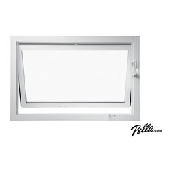 Pella® Impervia® awning window - Features
