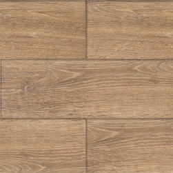 Grespania - Canaima Bambu 6 x 24 - Porcelain Wood-Look Tiles by Grespania.