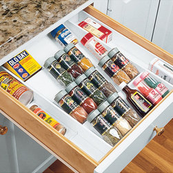 Expand-A-Drawer Spice Organizer -