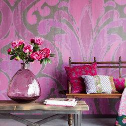Bohemian Pink - JF Fabrics & Wallcovering