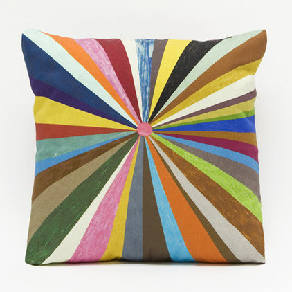 Contemporary Decorative Pillows by Fine Little Day