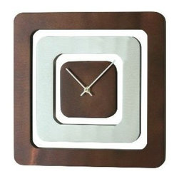 "Nova Lighting - Nova Lighting 3710179 Perimeter 16"" Height Accent Clock - Specifications:"