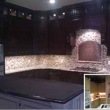 Contemporary  by MM&I Remodeling
