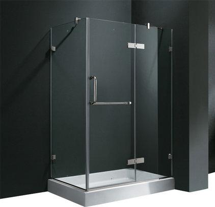 Traditional Showers by PoshHaus