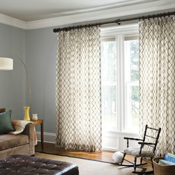 Smith & Noble Pinch Pleat Drapery - Starting at $158+