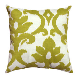 Land of Pillows - Richloom Solarium Basalto Pillow - Fabric Designer - Richloom Solarium