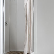 Contemporary Shower Curtains by galbox