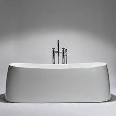 Contemporary Bathtubs by Blu Bathworks