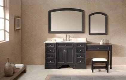 Traditional Bathroom Vanities And Sink Consoles by Nova Deko
