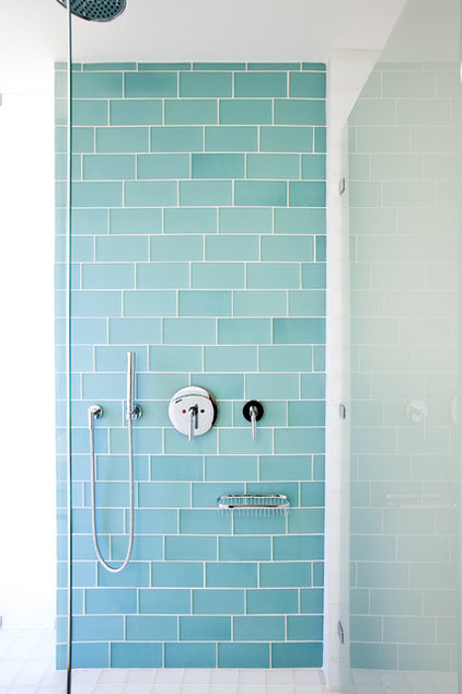Modern Tile by Island Stone