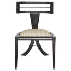 mediterranean dining chairs by Elte
