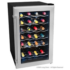 traditional wine racks by Compact Appliance