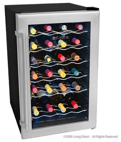 Traditional Wine And Beer Refrigeration by Compact Appliance
