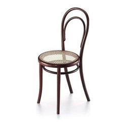 Vitra - Vitra | Miniature Chair No. 14 - Design by Michael Thonet and Sons, 1859.