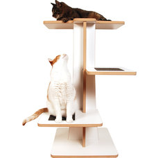 Modern Pet Supplies by Square Cat Habitat
