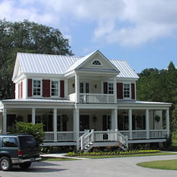 Plans For New Homes - Southern living at its best