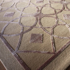 Eclectic Carpet Flooring by Julie Dasher Rugs