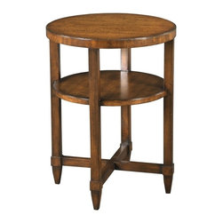 EuroLux Home - New Drinks Table Brighton Finish Eucalyptus - Product Details