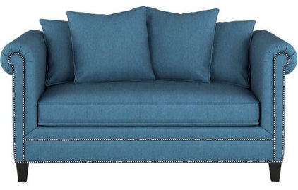 Contemporary Loveseats by Crate&Barrel