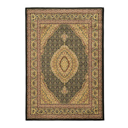 Elegance EE10 Rug - The Elegance Collection is an eclectic mix of designs and colors. These rugs are each unique pieces ranging from traditional to transitional designs with a modern twist of updated colors. 100% Polypropylene power loomed in Turkey.