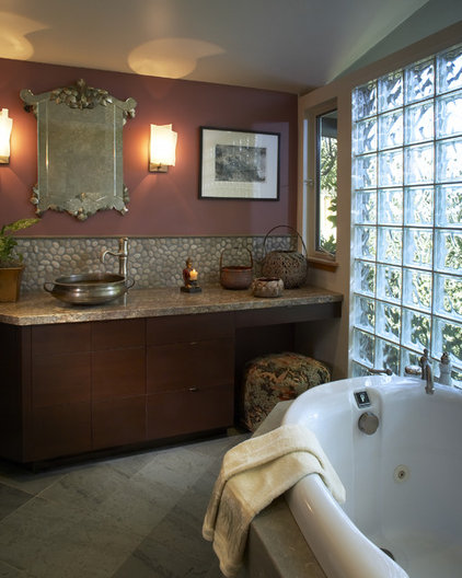 Asian  by Harrell Remodeling