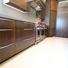 Kitchen Cabinets by Venuti Woodworking