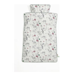 Ferm Living In The Rain Organic Baby Bedding