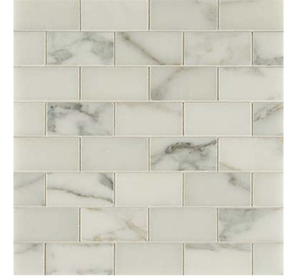 traditional kitchen tile by Mosaic Tile Stone